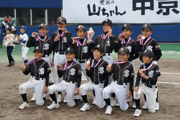 2015年11月 【Aチーム】世界の山ちゃん旗第3位