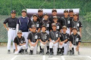 6月 合宿にて<Aチーム>